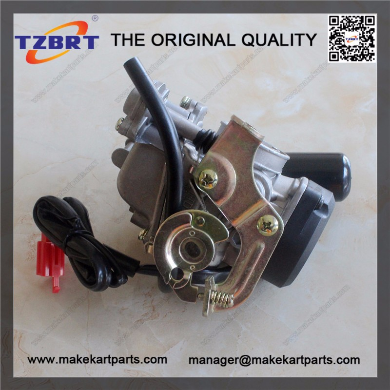 GY6 50CC Gasoline Engine Small-scale Carburetor