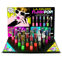 LA colors Flash POP Dual Nail Polish Display from Yuda