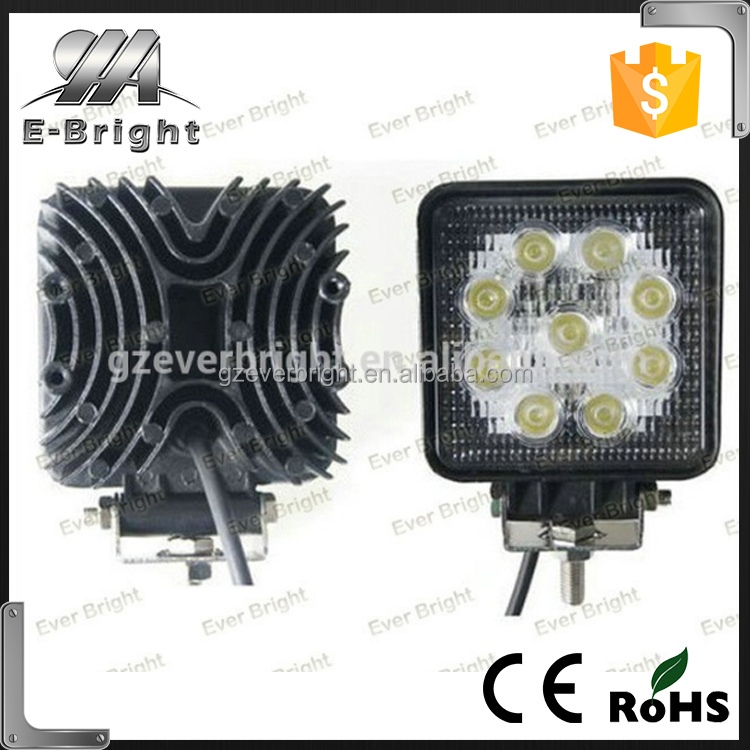 2016 Guangzhou factory provide High Power EB-WL-27W-S Car Light Led Auto Lamp, Auto Parts