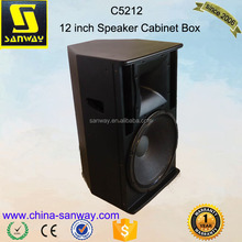 12 inch Two Way Full Range Karaoke Speaker Box