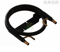 Ice machine heat pump part