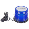 Police Security Blue Beacon Light LED Signal Warning Light For Truck Vehicles