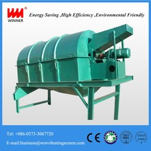 Low price wet river sand vibration motor dewater screen for drying in sand process