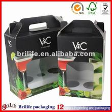 Corrugated Beverage Packing Boxes
