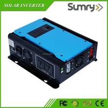 12vdc 1200vac 24vdc 2400vac high frequency modified sine wave hybrid solar inverter with 30A PWM solar controller inverter