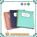 2018 new design executive agenda, planner, diary with customized design