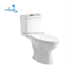Elegant and hot Cheap Two Piece Toilet washdown two piece WC 8212 watermark toilet australian standard