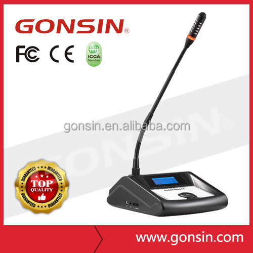 GONSIN TL-4200 conference table microphone video conference conference room sound system