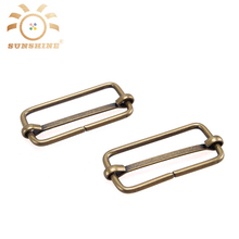 Manufacturing metal side release buckle for bags fittings