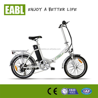 Mini Folding Electric Bicycle, Electric Pocket Bike