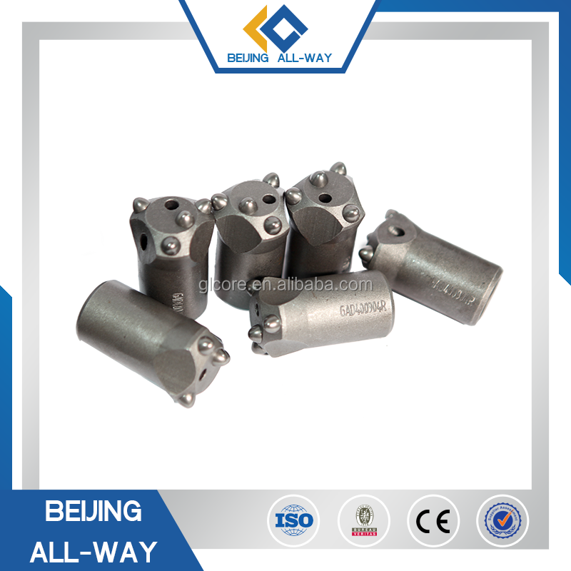 Geological flexible drill bit tool