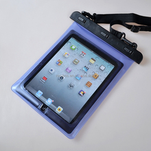 "10"" Waterproof Tablet Bag Pouch Dry Bag Case Cover Sleeve for ipad 4 for ipad Air 2"