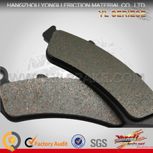 Best Quality Chinese Manufacturer Brake Pads Main Parts Of Motorcycle