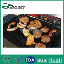 PTFE non-stick grill sheet / PTFE BBQ grill mat / Non-stick baking liner