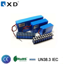 48v 20ah lithium ion battery 1kwh for electric scooter