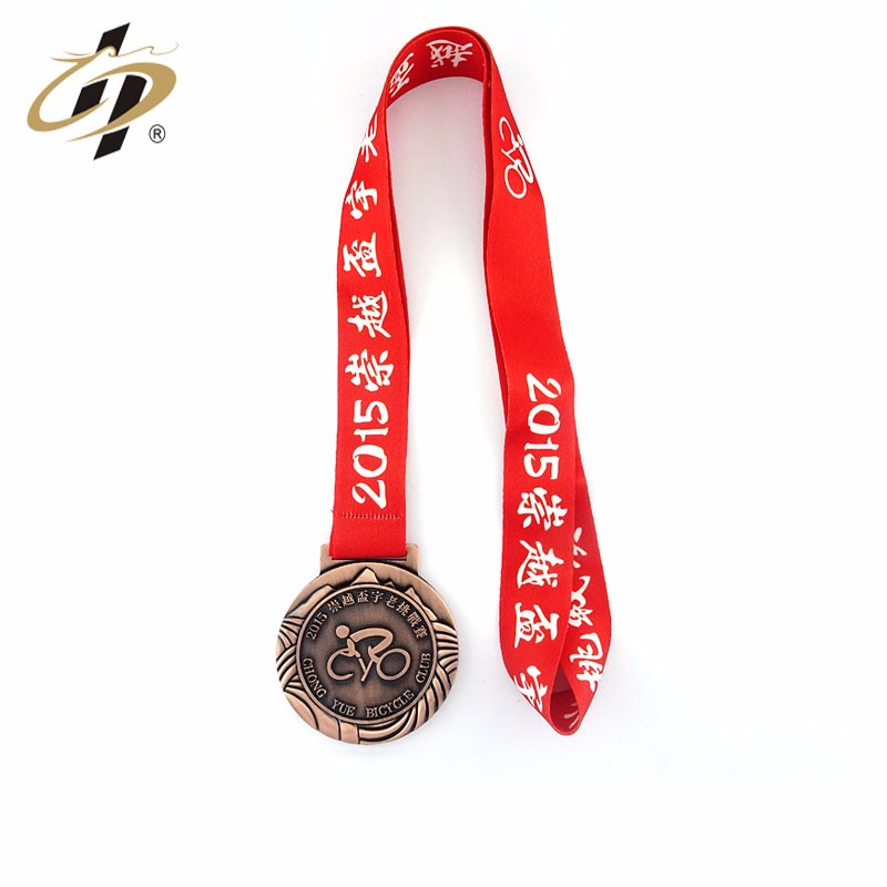 high quality gold silver bronze medals