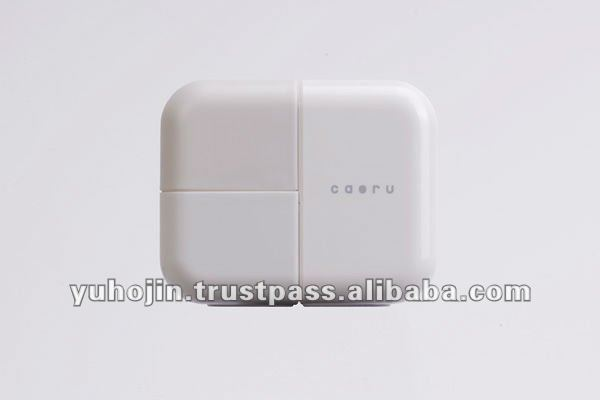 Ultrasonic Aroma Diffuser Caoru Mobile White LED