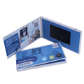 5 inch hd screen digital video brochur for promotional advertising gift