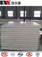 composite pu/polyurethane sandwich wall panel with good quality supplier