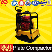 Hot Sale Using a Plate Compactor For Mini Excavator On Pavers