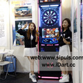Darts Board Type Double Screen Darts Machine of Cost Performance