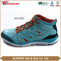 Jogging easy comfortable soft shoe trail running shoes made in China