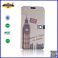 Retro Flip Wallet Leather Case Cover For Samsung Galaxy Note 2