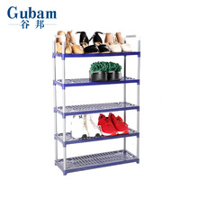 Durable metal tall narrow shoe cabinet rack wholesale