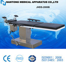 Eyes Operating Room Bed Fold Down Table Factory
