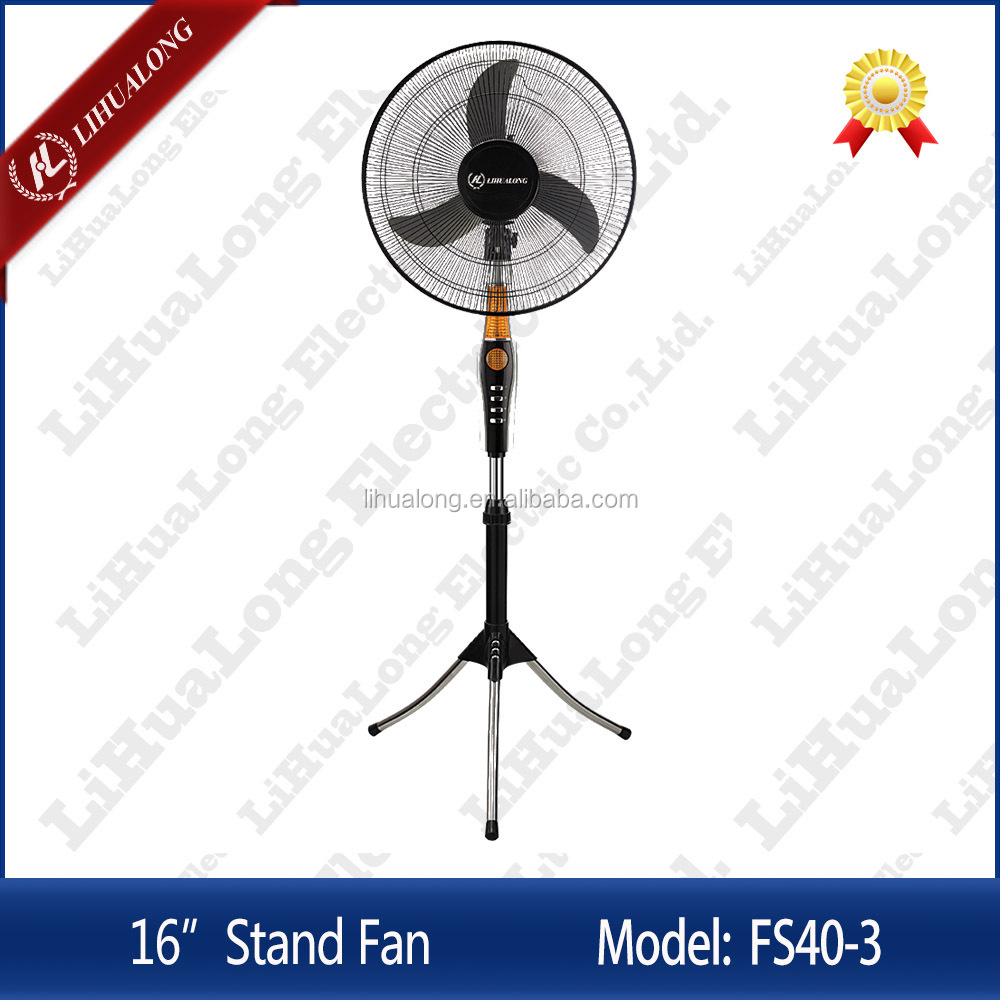 good selling to Brazil 16 inch tripod fan Model FS40-3