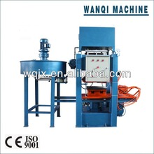 Hot sale terrazzo tile machine with doser, elevator bucket, concrete mixer and tile polishing machine for sale