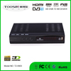 HD 1080P Mstar 7T01 DVB T2 FTA set top box terrestrial receiver strong decoder OEM/ODM