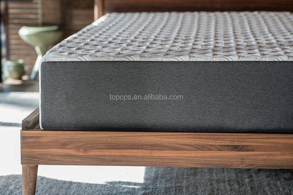 cooling fiber thin full size mattress memory foam mattress customized memory foam mattress