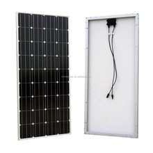 monocrystal solar cells 150w glass panels for sale