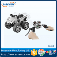 funny 2.4G 1:12 4D rc small RC remote control toy motorcycle