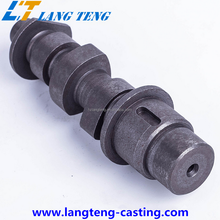 OEM Forged Steel Crankshaft for Construction Machinery 30 ton Big Crawler Excavator