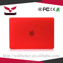 Clear Crystal Hard Cover Case Rubberized Crystal Front + Back Protector Shell For Macbook 11.6 12 13.3 15.4 Air Pro Retina