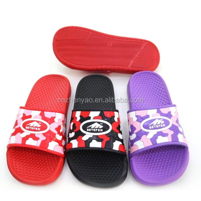 ladies footwear pictures EVA materials to make sandals