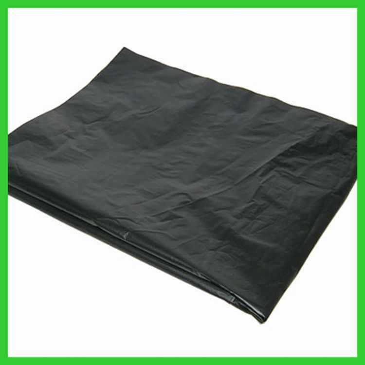 recycled pp china garbage bag NO.415 biodegradable plastic garbage bags black