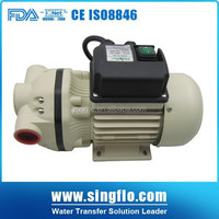 Singflo AC 240v 50LPM direct flow pump/high flow rate industrial water pump
