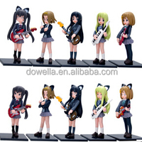 Music Girl Collection Action Figurine For