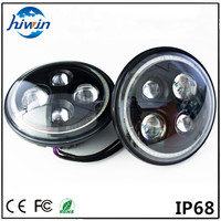 Hiwin high quality 48w 7inch IP67 E-mark car led headlight super bright motorcycle 7inch headlight lamp