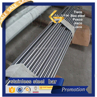 Polished polish surface 304 stainless steel round bar/rod