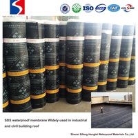 SBS waterproof building material made in china