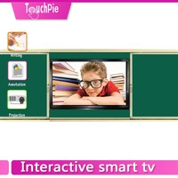 OEM manufacturer lcd interactive touch screen whiteboard smart led tv android