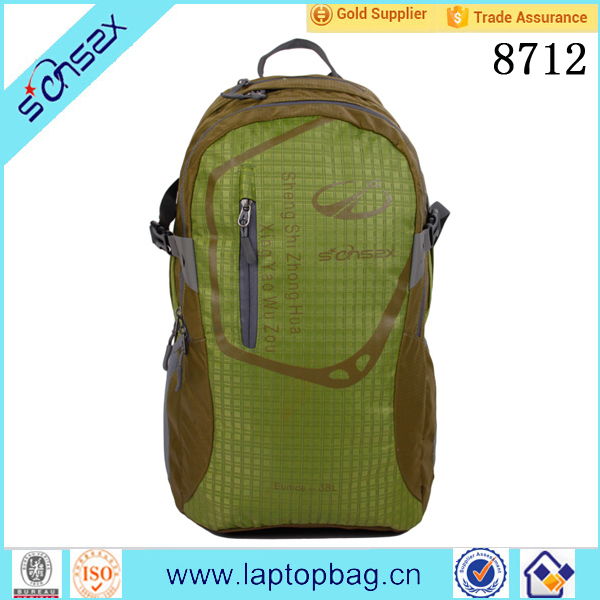 Custom logo dry bag backpack trekking mountain bag