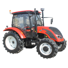 QLN cheap Chinese farm equipment agricultural tractor price