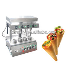 Hot sale and good looking pizza bakery equipment and pizza cone machine