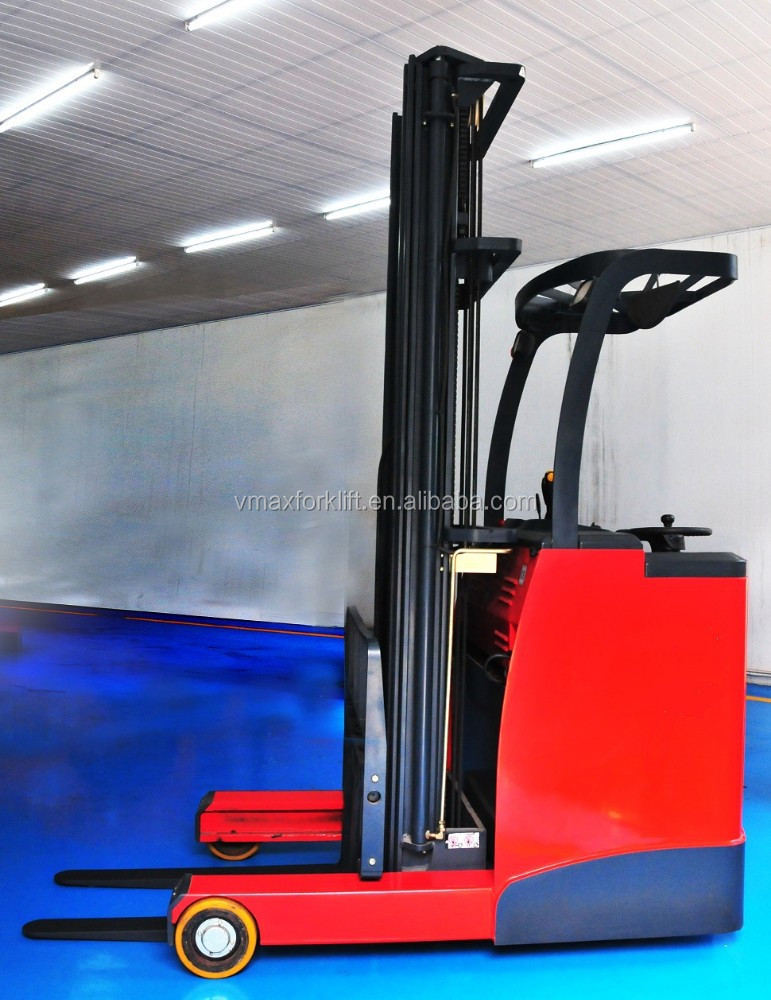 2015 new 1.5Ton Full Electric Reach Stacker