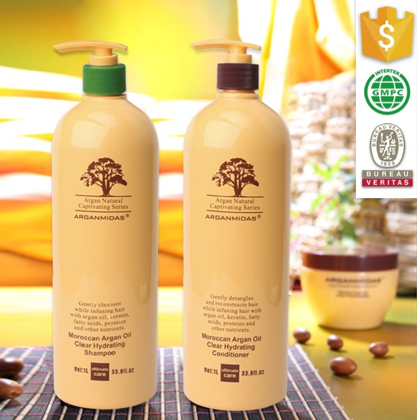 Famous fashion brands china hotel shampoo and conditioner